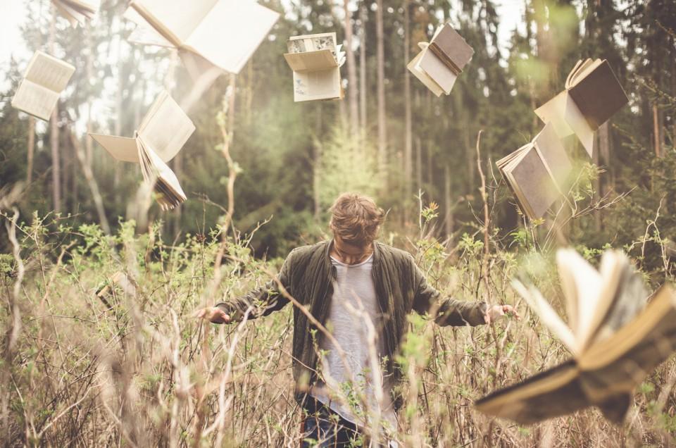 Levitation Fotografie – Wie du Objekte schweben lässt