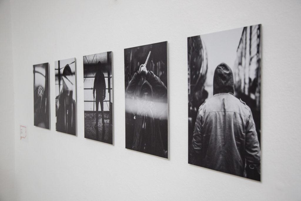 Fotoserien auf Ausstellungen