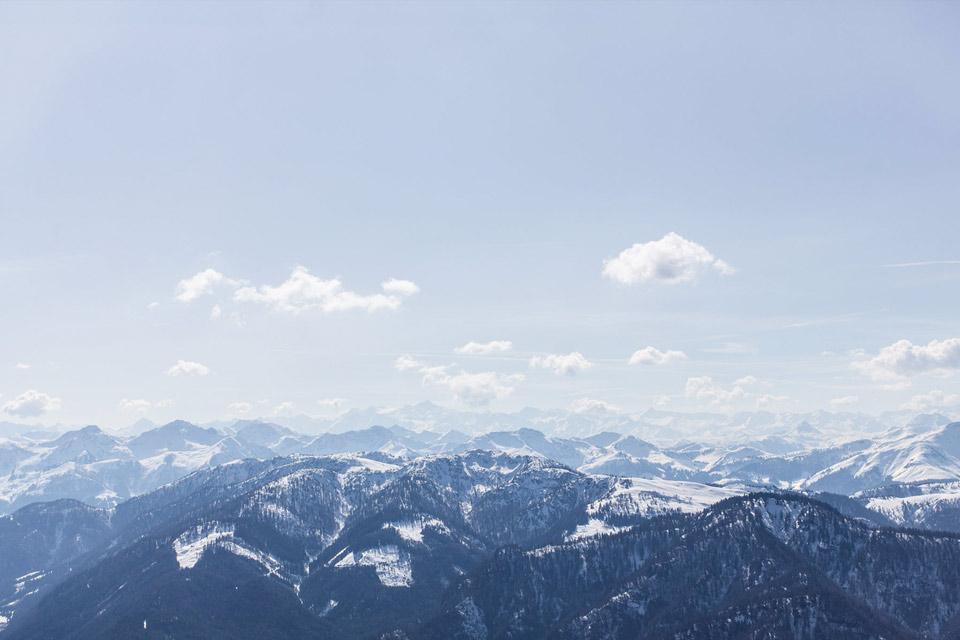 Landschaftsfoto mit dem Pancake Objektiv beim Snowboarden auf der 500D