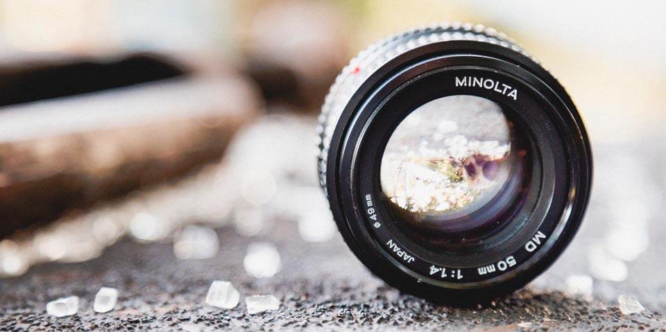 Minolta Rokkor 50mm F1.4