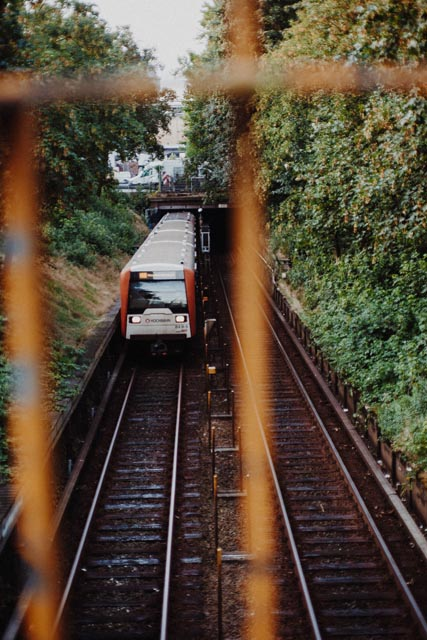 Streetphotography in St. Pauli – Minolta Rokkor 50mm @ F2.8