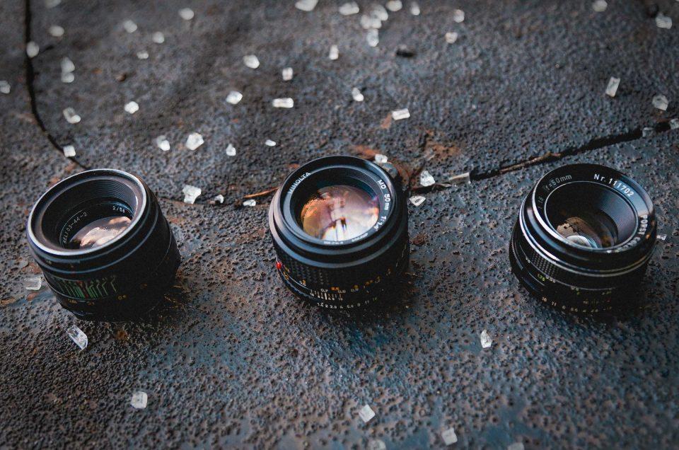 3 analoge Objektive die deine Fotografie verbessern werden
