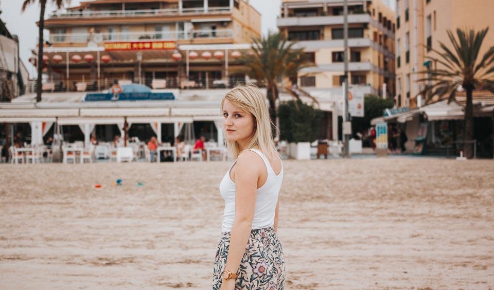 Porträt Alcudia Bucht Mallorca