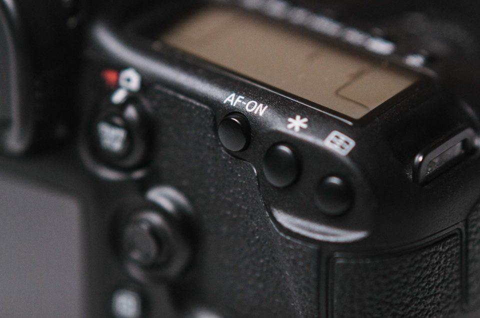 Back Button Focus: Mit diesem Knopf fokussierst du einfach flexibler