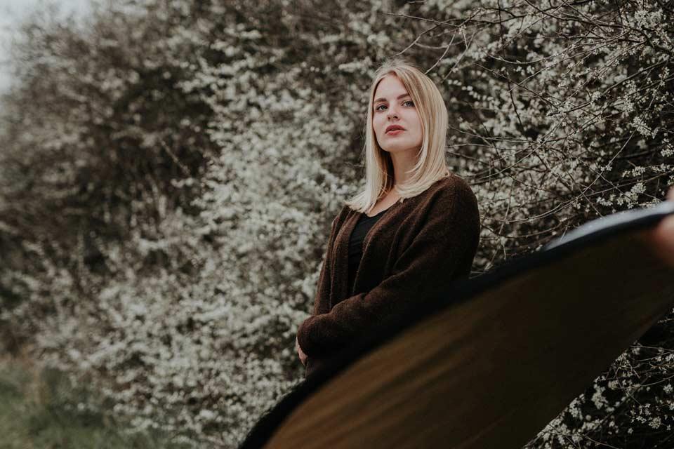 Foto Reflektor mit natürlichem Licht verwenden