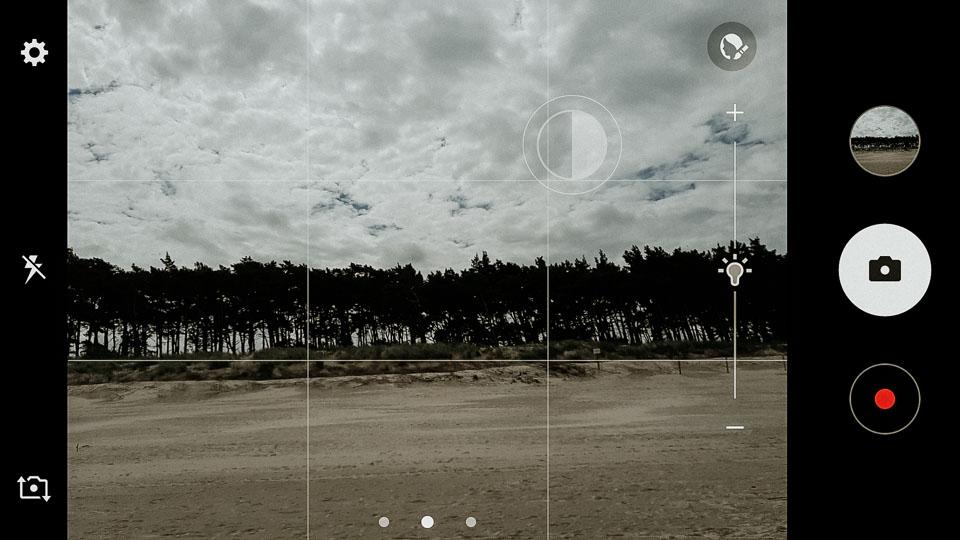 Belichtung richtig einstellen für bessere Smartphone Fotografie