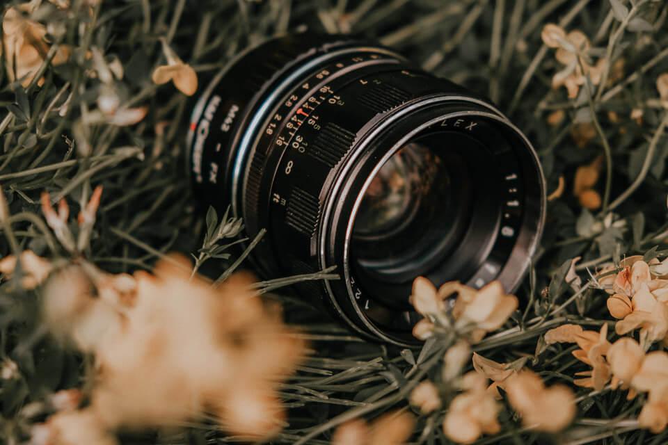 Verarbeitung des Revueflex 55mm 1.8 Objektivs