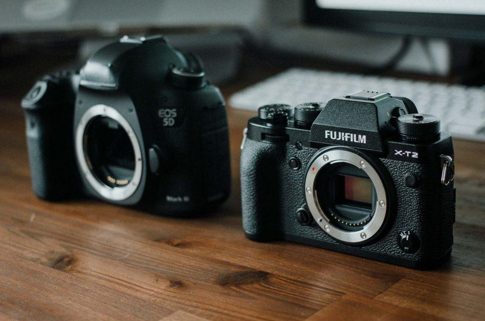 Spiegelreflex vs Systemkamera – für bessere Porträts in Zukunft ohne Spiegel fotografieren?