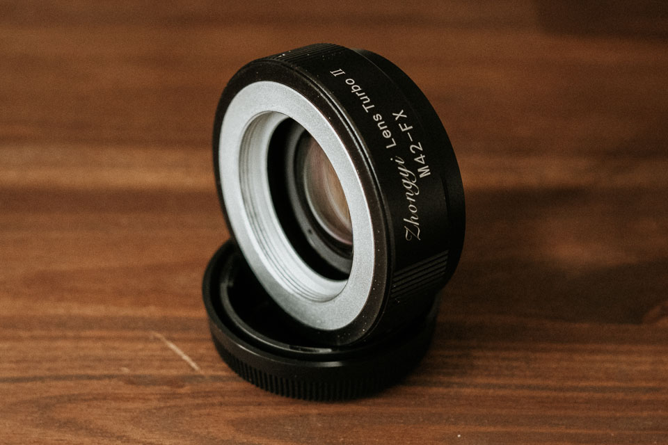 Der Zhongyi Lens Turbo II im Test