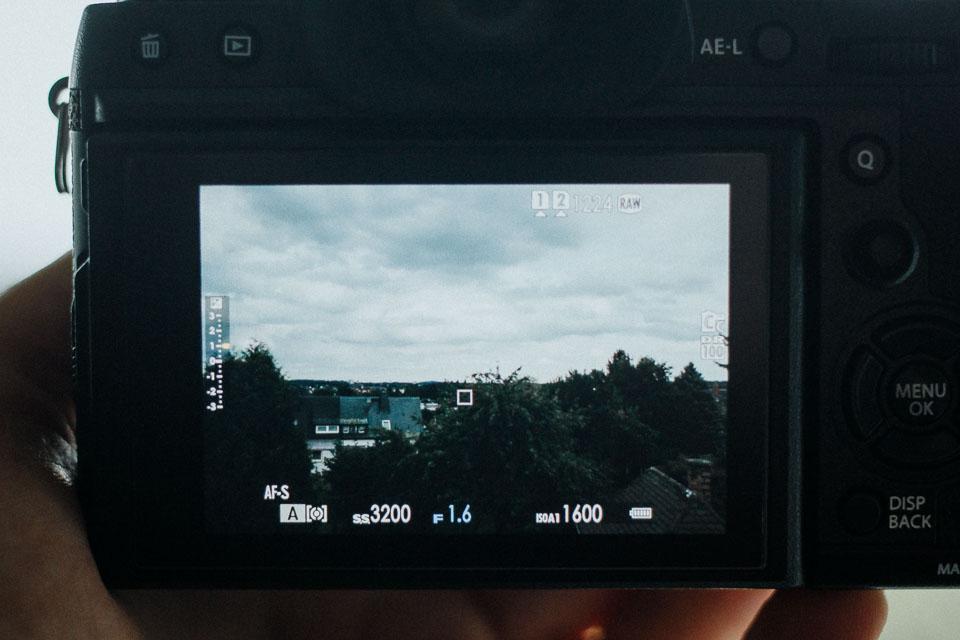 Sucher spiegellose Systemkamera Fujifilm X-T2