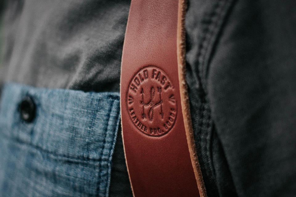 Der Money Maker Kameragurt aus Leder besticht durch hohe Qualität