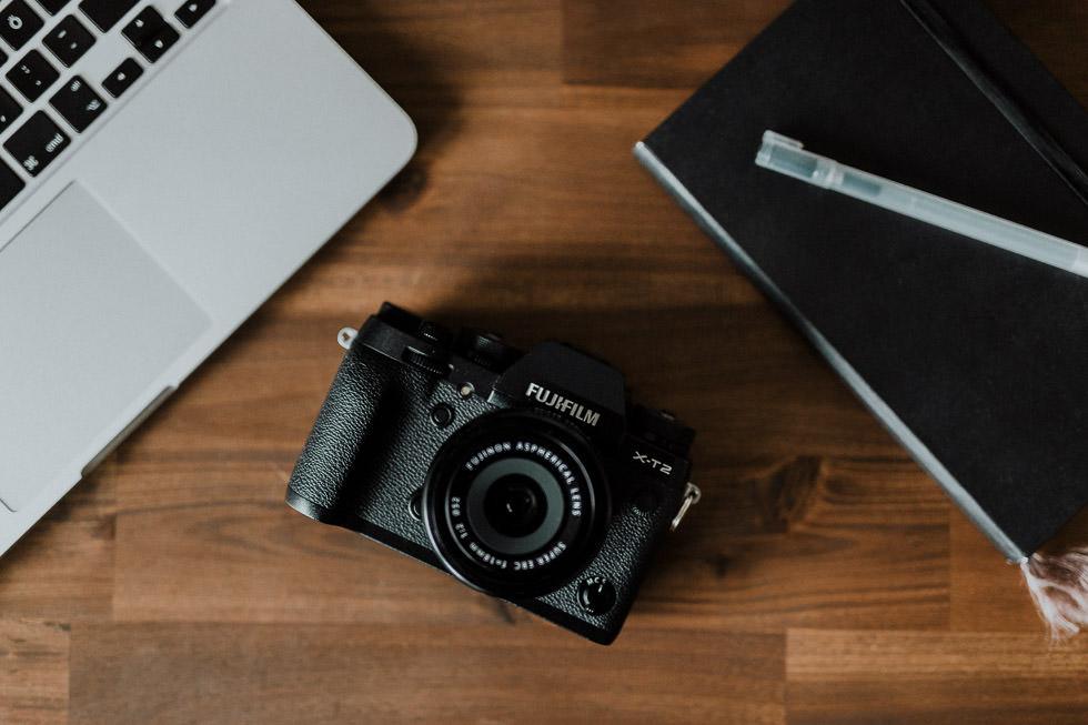 Nebenberuflich selbstständig machen und als Fotograf arbeiten