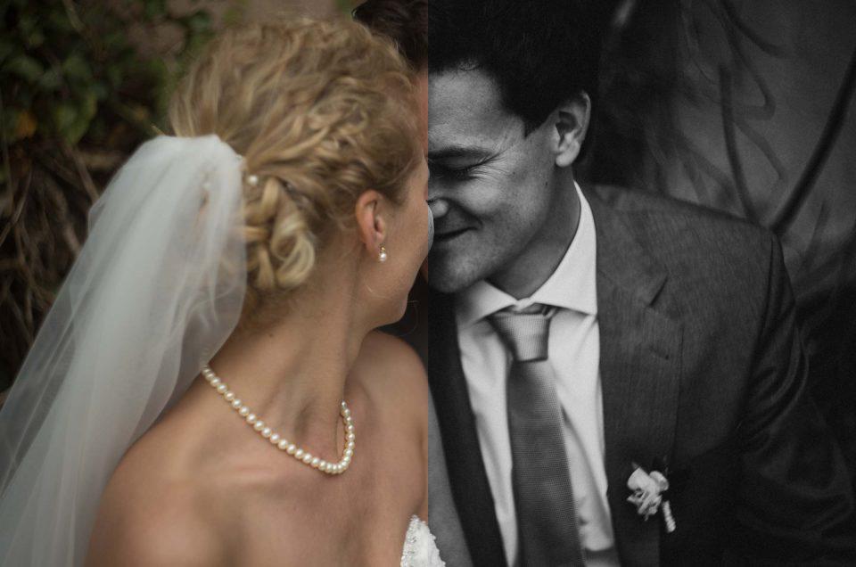 So erstellst du emotionale Schwarz-Weiß Hochzeitsfotos (Werbung)