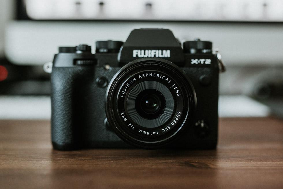 Das Fuji 18mm F2 im Test