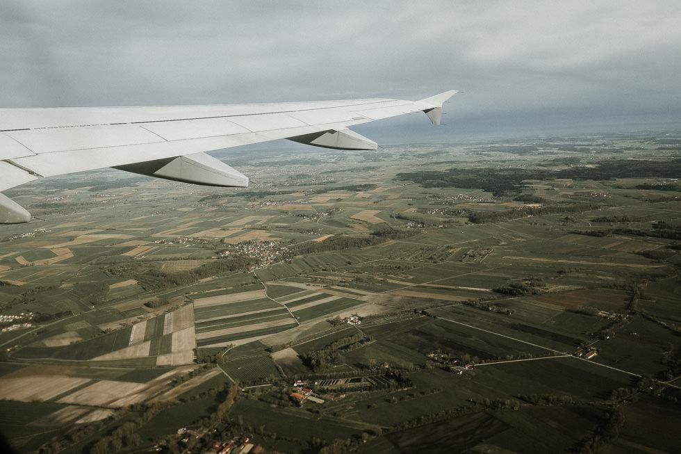 Flug nach Bilbao in Spanien