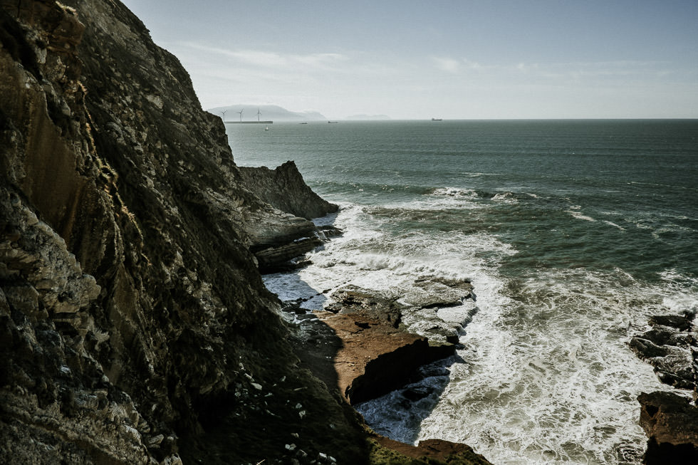 Steilküste von La Galea - Tipp für Spanien Tripp