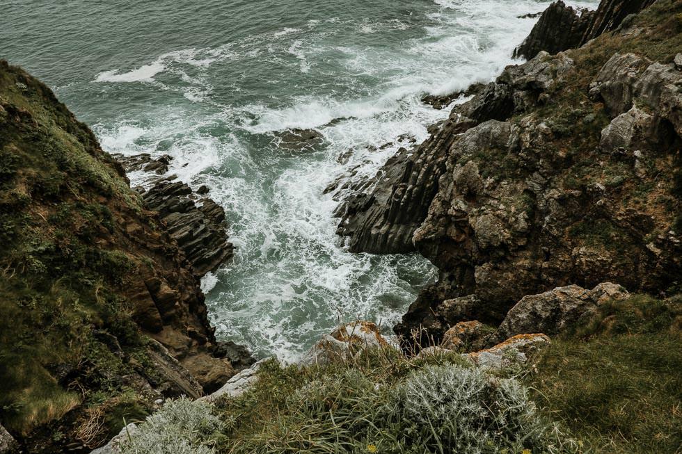 Bilbao Tipps: Steilküsten sind sehenswert
