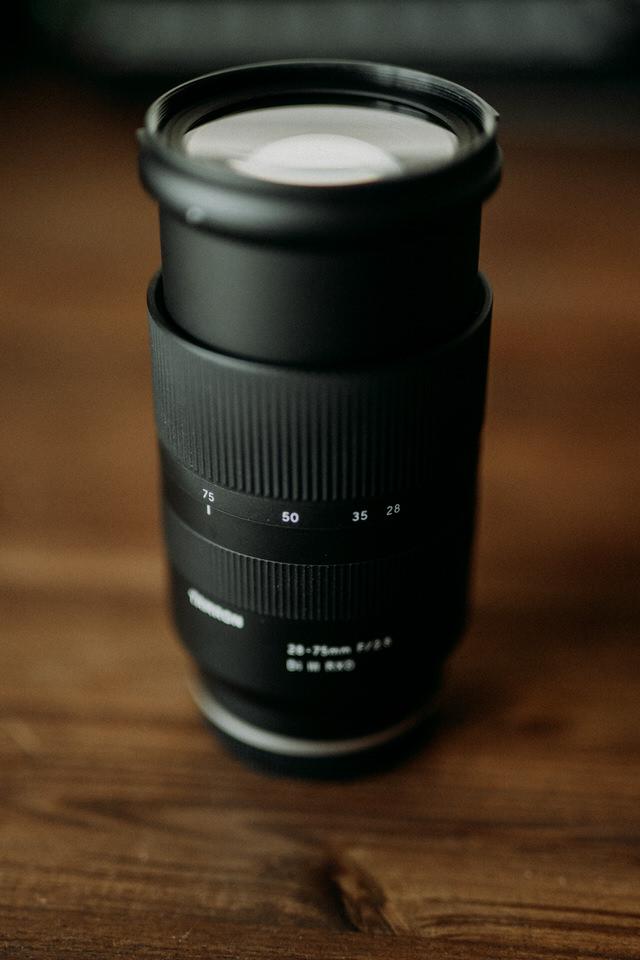Das Tamron Sony E-Mount Objektiv