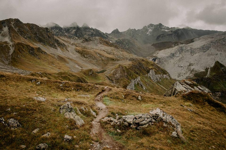 Landschaft Österreich / Montafon