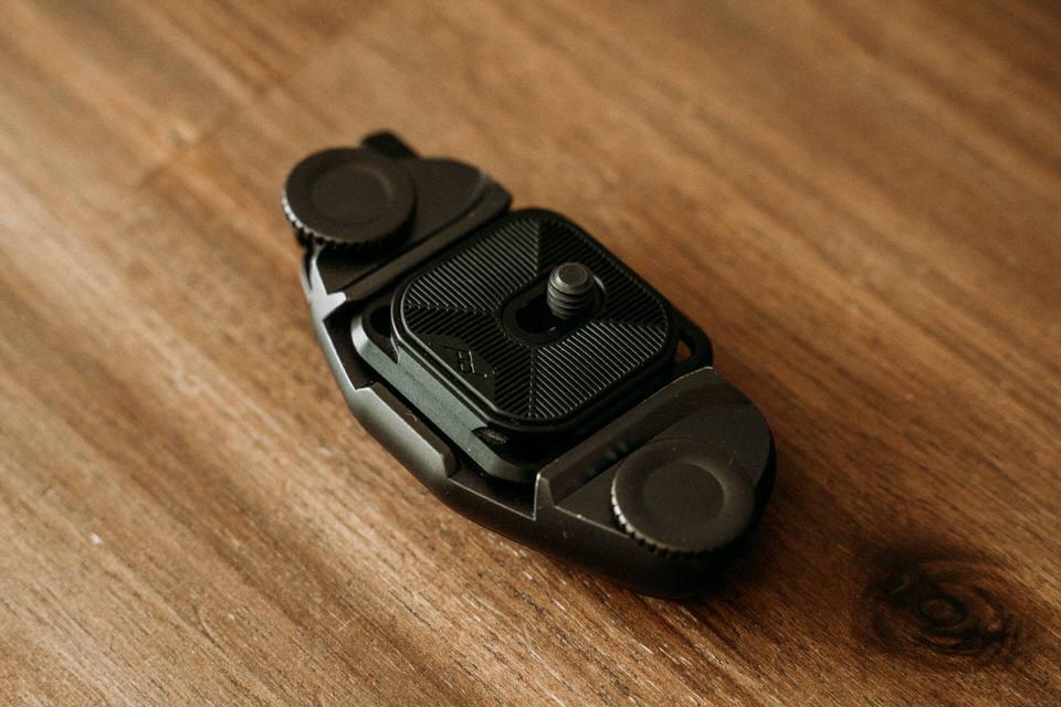 Peak Design Capture Clip V3 im Review