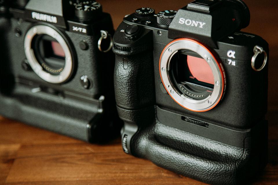 Sony A7III als beste Low Light Kamera für Nachtaufnahmen