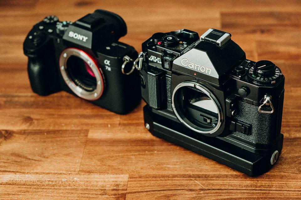 Vorteile Vollformat Kamera - der Bildlook