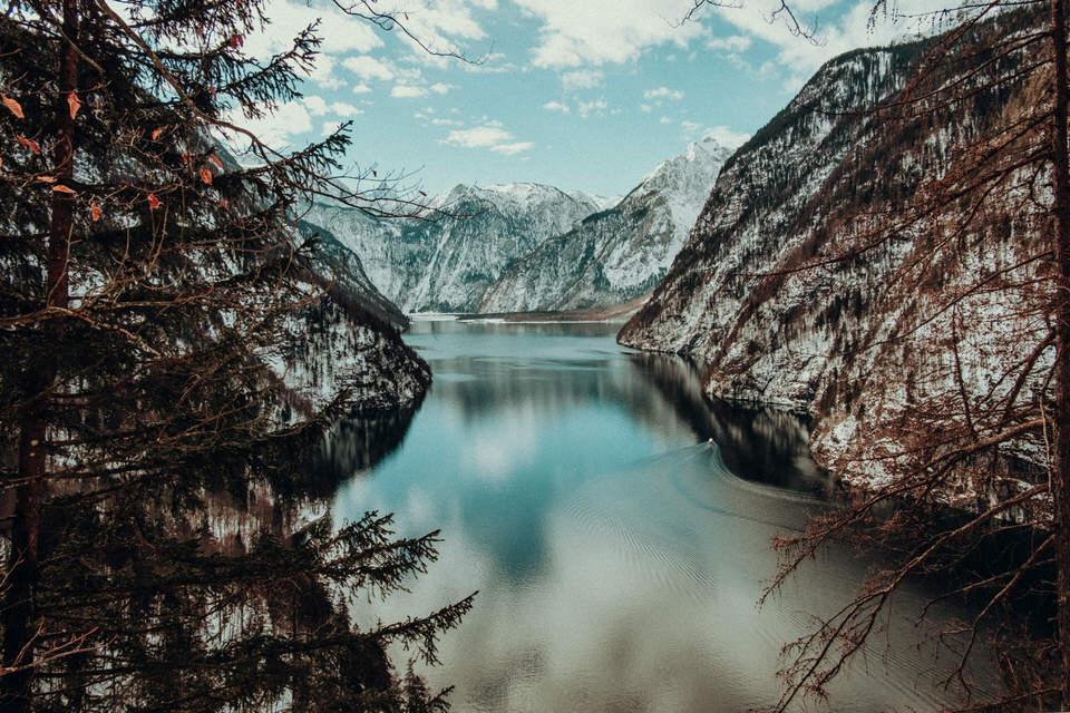 Rabenwand Aussichtspunkt am Königssee