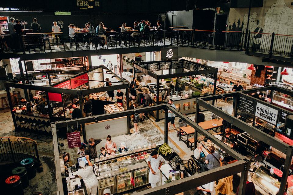 Foodmarkt Warerfront