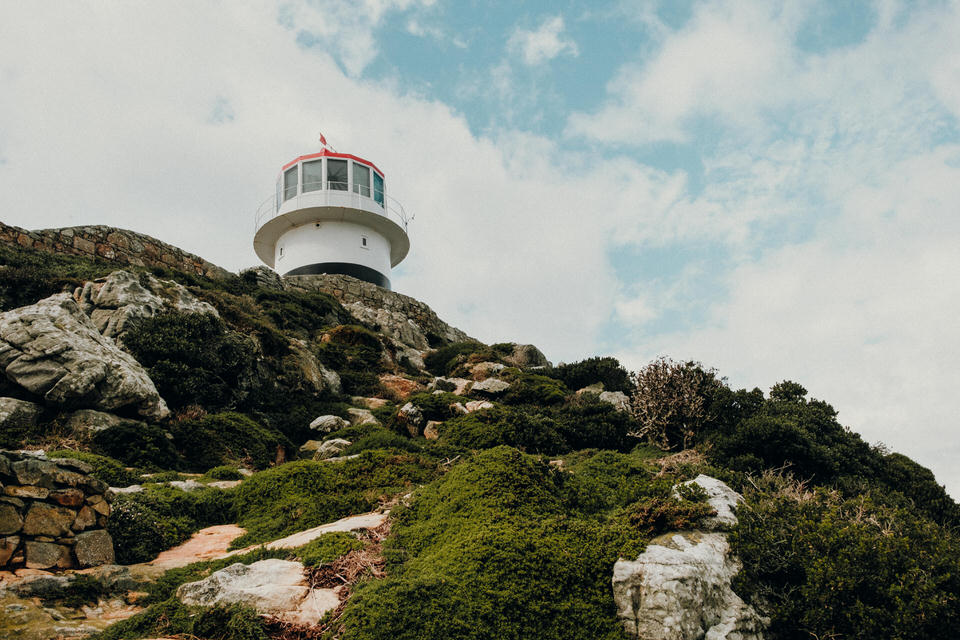 Cape Point Leuchtturm