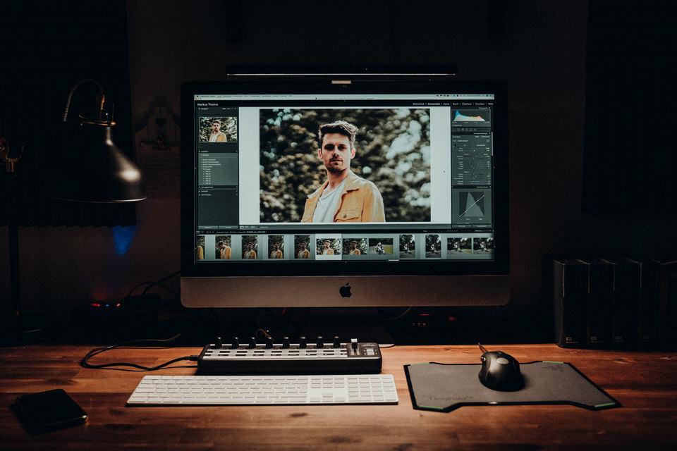 BenQ Screenbar Bildschirmlampe