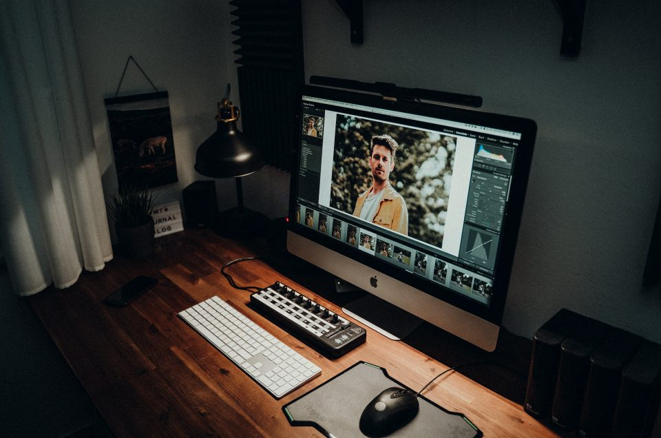Beste Lichtverhältnisse am Arbeitsplatz? – BenQ ScreenBar Review (Werbung)