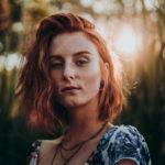 Sommersprossen fotografieren und bearbeiten - Shooting Steffi