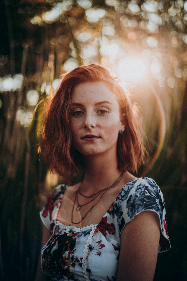 Portrait mit Minolta Rokkor MC 55mm 1.7