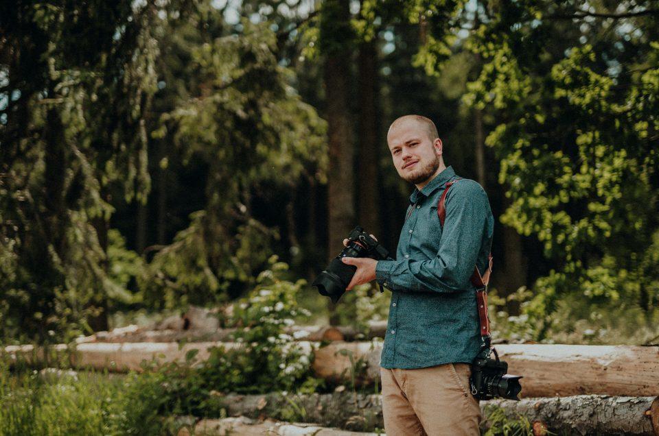 Meine Fotoausrüstung: Warum ich was für Portrait- und Hochzeitsfotografie verwende