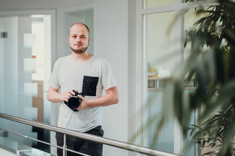 Moodoo Podcast Vorstellung: So wurde ich Berufsfotograf, Selbstständigkeit, Marketing und mehr