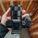 Sony Zeiss 55mm 1.8 Sonnar Test & Review - Verdrängt es mein aktuelles Sigma 50mm Objektiv?