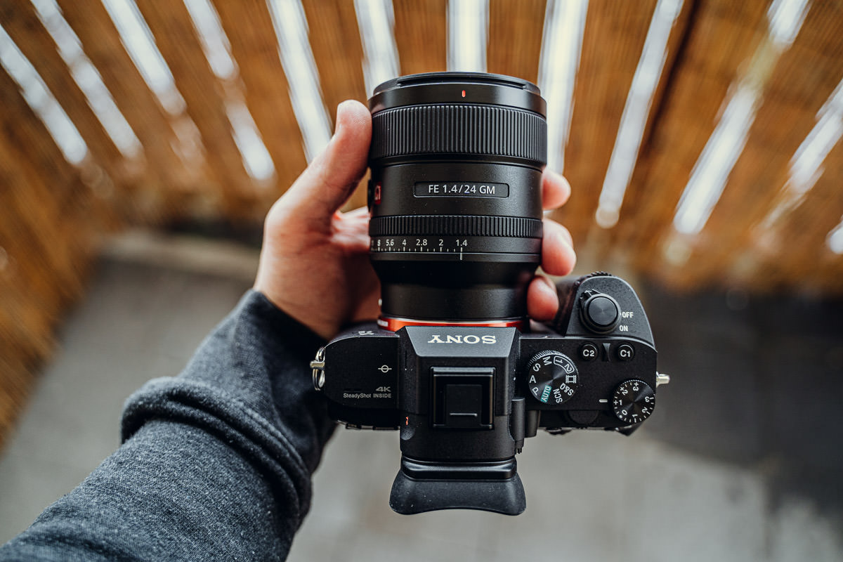 Sony 24mm 1.4 GM Review