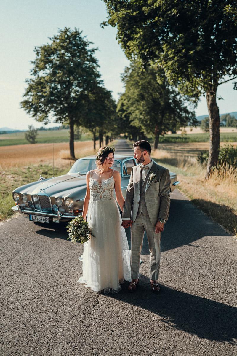 35mm Portrait Hochzeit