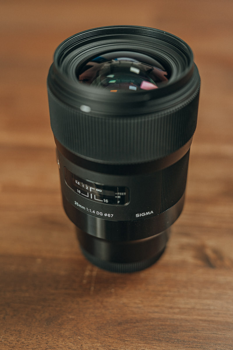 Das Sigma 35mm 1.4 Art Review