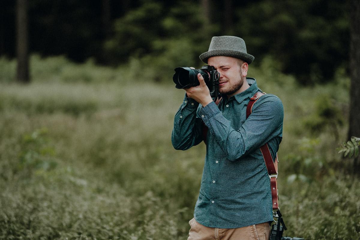 Professioneller Fotograf werden