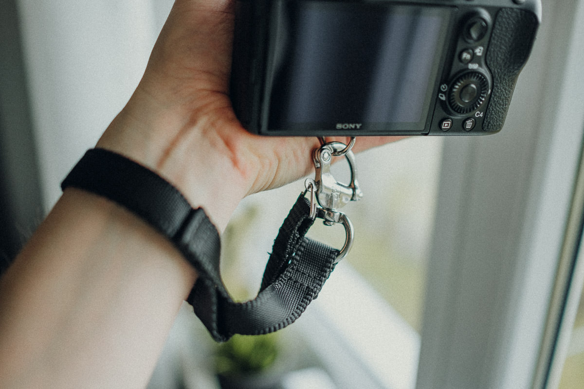 Kamera Handschlaufe