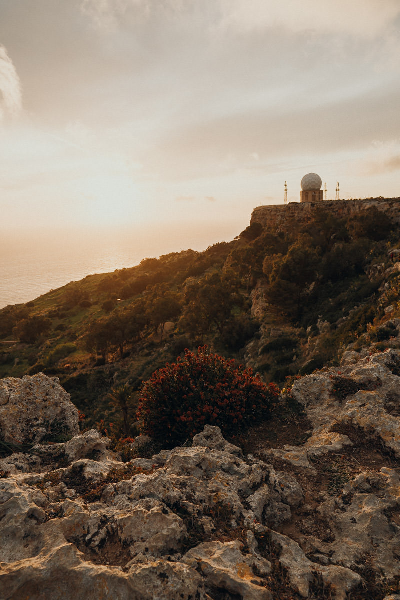Dingli Cliffs
