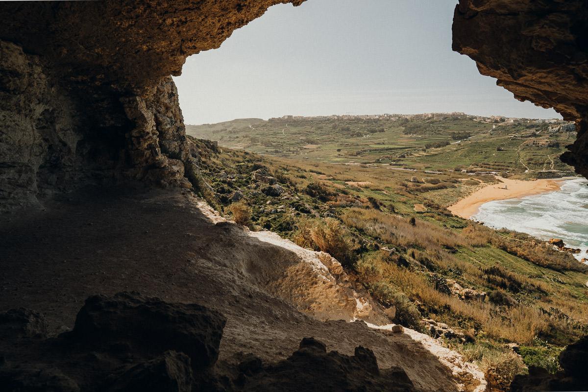 Tal Mixta Cave Malta