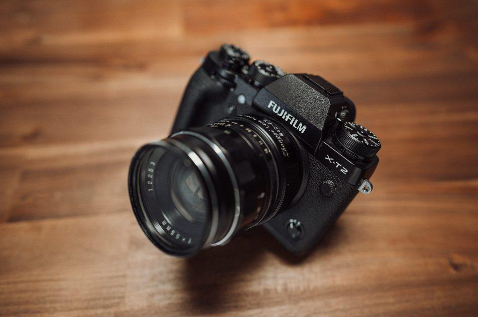 5 Tricks für JPGs im Retro Bildlook - alte Analog Objektive auf Digitalkamera adaptieren