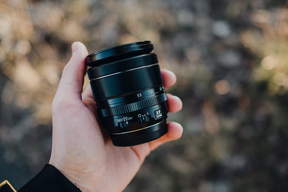 Fujifilm 18-55mm XF R Review