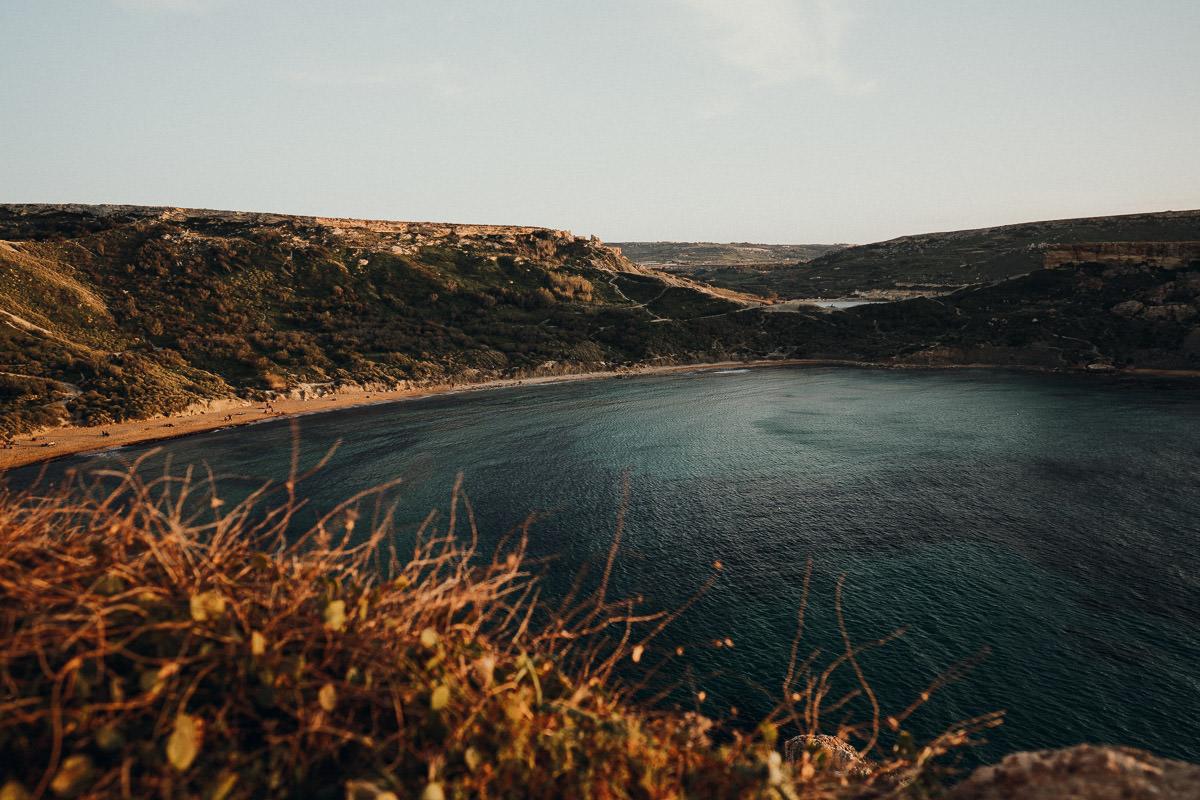 Gnejna Bay Malta