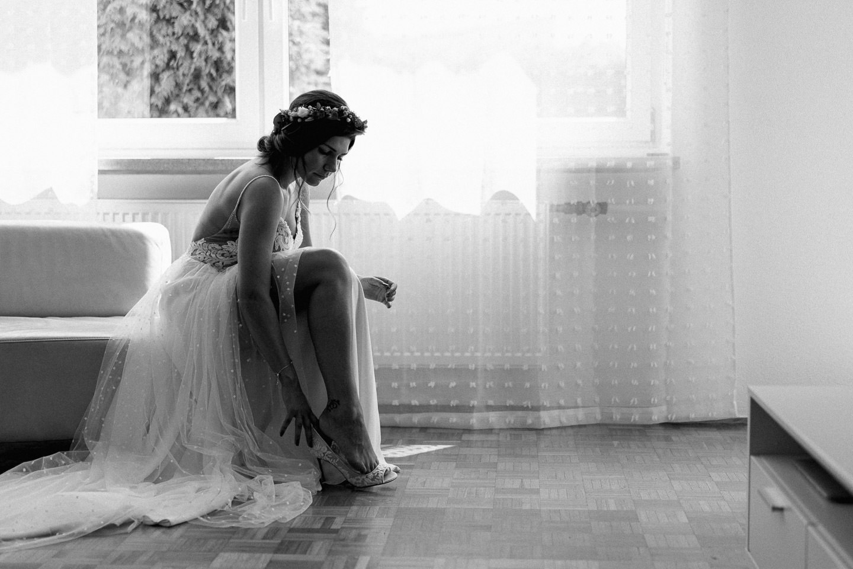 Hochzeitsfotograf in Bayreuth als Hochzeitsreportage