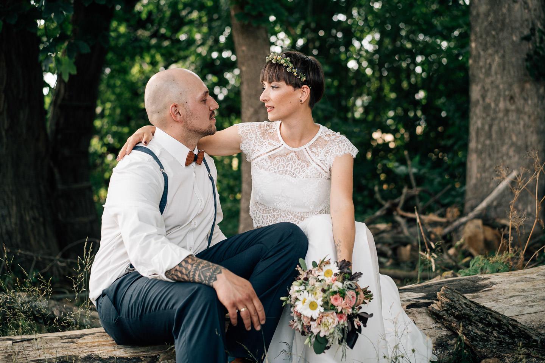 Unterwegs als Hochzeitsfotograf in Weiden