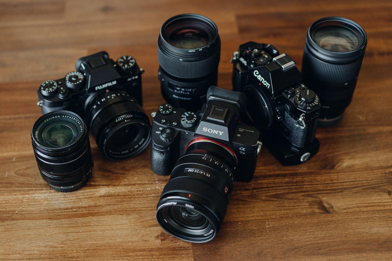 Welche Kamera passt zu mir? - Die große Kamera Kaufberatung 2020