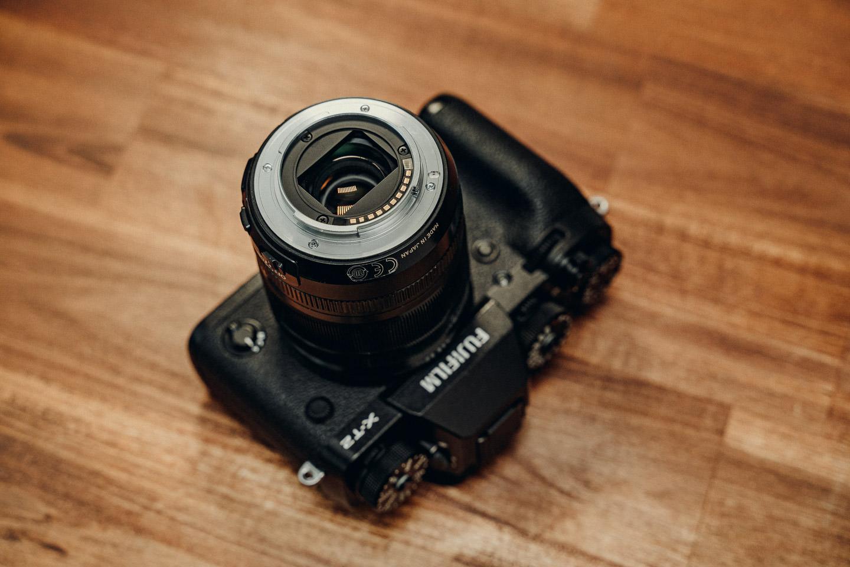 Makro Retroadapter bzw. Umkehrring